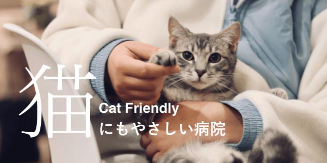 猫にもやさしい病院